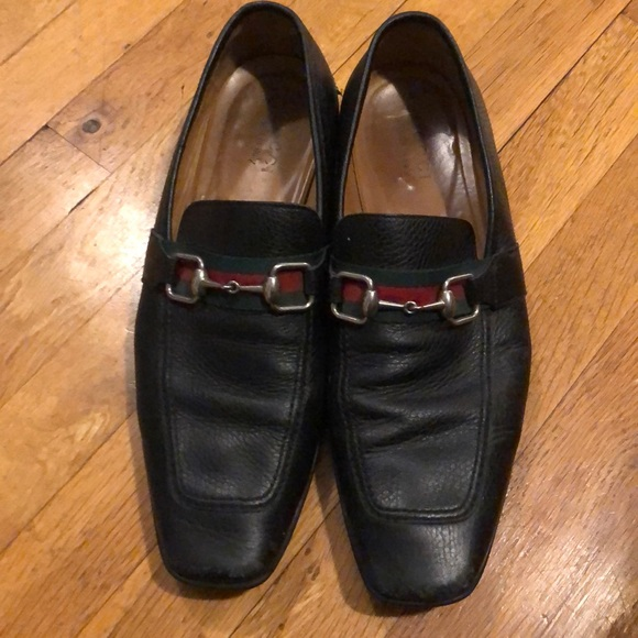 Gucci Shoes | Gucci Loafer With Silver